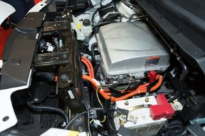 電気自動車VCU